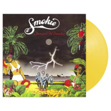Strangers In Paradise (Exclusive In Russia)(Coloured Vinyl)(LP) Smokie