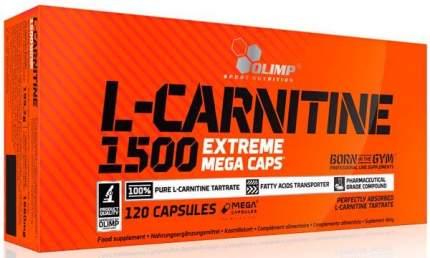 Olimp L-Carnitine Extreme Mega Caps, 120 капсул