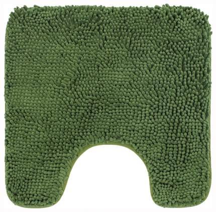 Коврик для туалета BATH PLUS ЛЮКС 2566/3 Зеленый 50x50 см