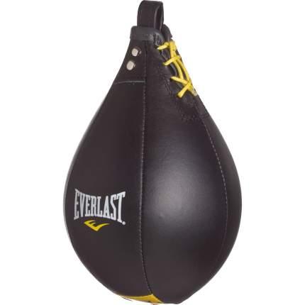 Груша Everlast Leather Speed Bag, M, нат. кожа