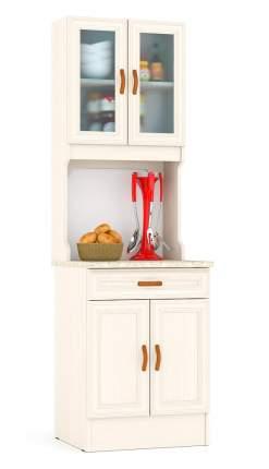 Кухонный буфет Мебельный Двор 600 дуб 60х60х200