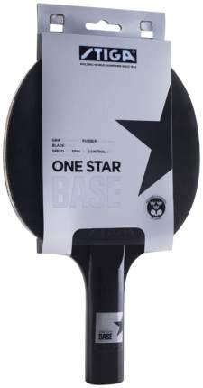 Ракетка для настольного тенниса Stiga Base 1-Star Black, Любительский 1211-1013-01