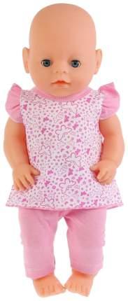 Одежда для кукол, 40-42 см (легинсы и туника)