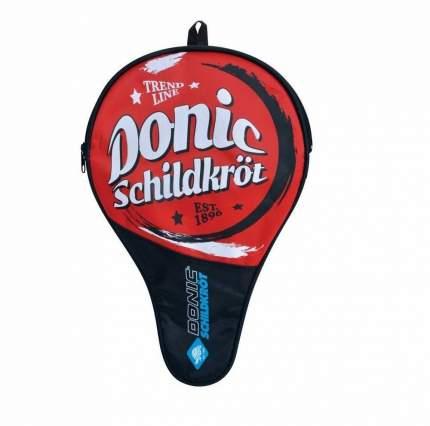 Чехол по форме ракетки Donic Schildkrot Trendline красный
