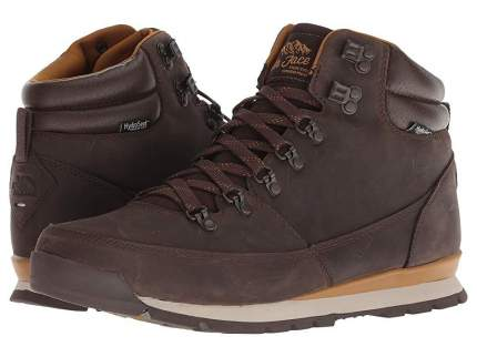 Ботинки The North Face Back-To-Berkeley Redux Leather, chocolate/golden brown, 8 US