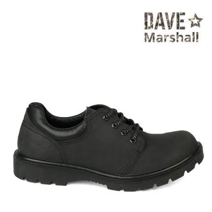 """Ботинки Dave Marshall Stark BL-4"""", черные, 43 RU"""