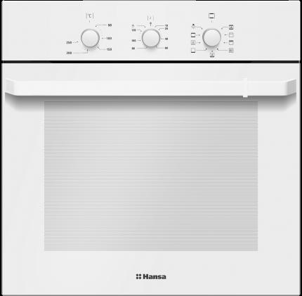 Встраиваемый электрический духовой шкаф Hansa BOEW68162 White