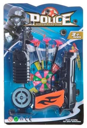 Игровой набор оружия Police, 6 предметов