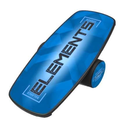Баланс борд Elements Heavy logo Blue, ролл 160