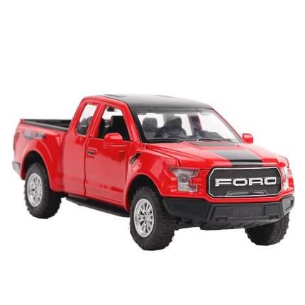 Машина инерционная Cars Пикап F RAPT красный, 17.5 см