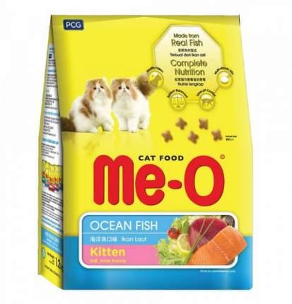 Сухой корм для котят Me-O Kitten Ocean Fish, океаническая рыба, 7кг
