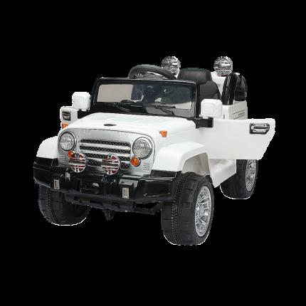Детский электромобиль Farfello, белый JJ245/1