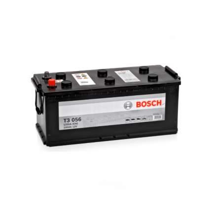 "Аккумулятор T3 [12v 190ah 1200а 513x223x223  "" "" Справа, Обслуж.] Bosch"