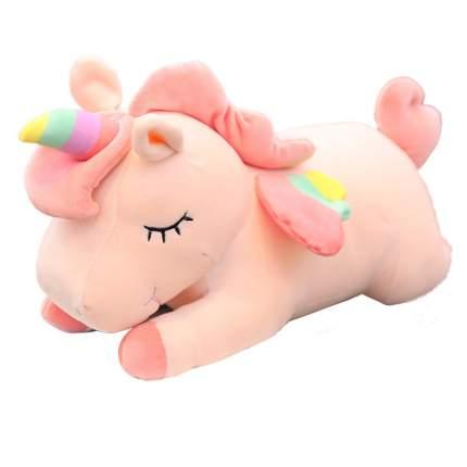 Мягкая игрушка Lemon Tree Единорог 60 см, розовый