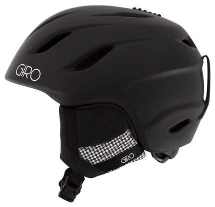 Горнолыжный шлем женский Giro Era 7082763 2019, черный, S