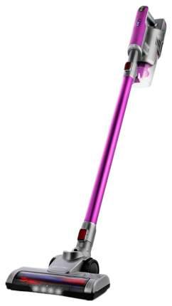 Вертикальный пылесос Kitfort  КТ-536-2 Grey/Purple