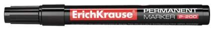 Маркер Erich Krause P-200 4777EK черный 12 шт