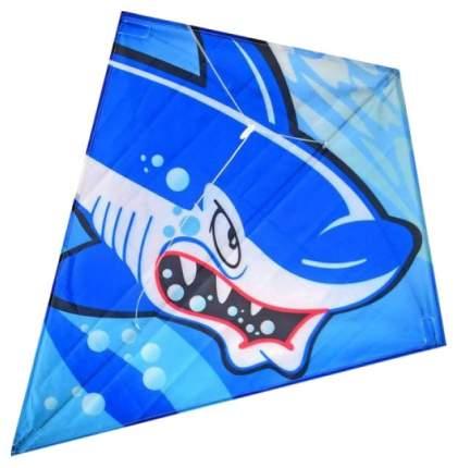 Воздушный змей X-Match Акула 60х70 см