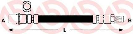 Шланг тормозной системы Brembo T50027
