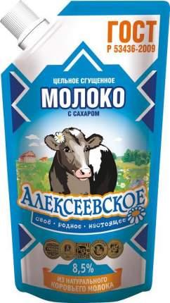 Молоко сгущенное Алексеевское 8.5% с сахаром 650 г
