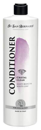 Кондиционер для кошек и собак ISB Traditional Line Cristal Clean от желтизны, 500 мл