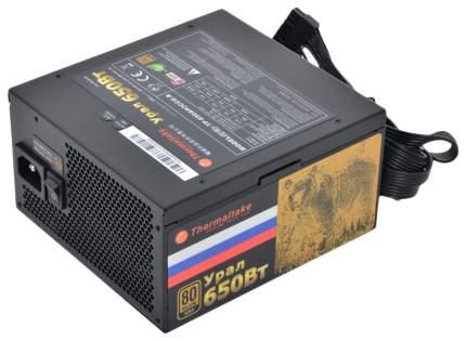 Блок питания компьютера Thermaltake Russian Gold TP-650AH3CCG-B W0426RE