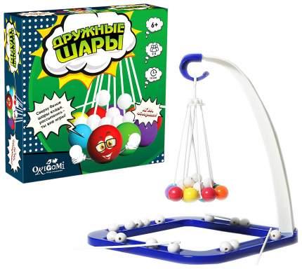 Семейная игра ORIGAMI Дружные шары 04274