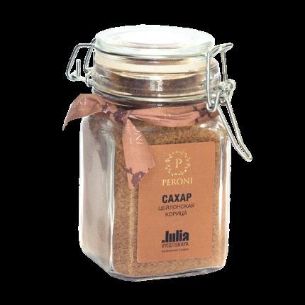Сахар Peroni Honey тростниковый цейлонская корица 240 г