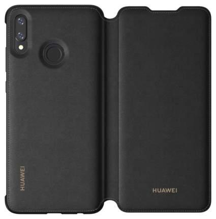 Чехол для смартфона Huawei P Smart 2019 Flip Cover Black