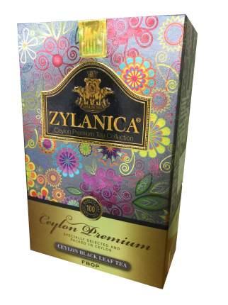 Чай черный листовой Zylanica ceylon premium collection 100 г