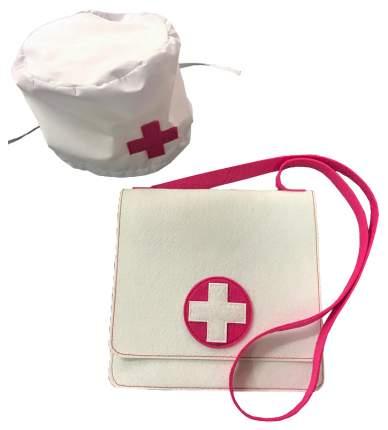Санта Лючия Набор медицинский (сумка, шапочка), арт. 3042
