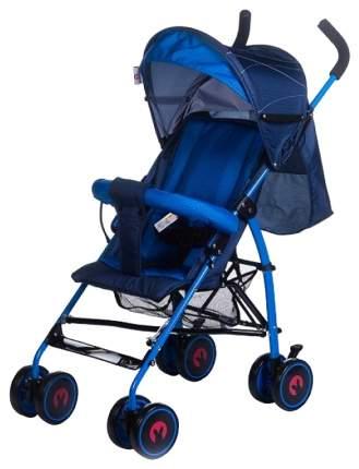Коляска-трость BabyHit Dandy BLUE GREY JEANS -тёмно-синяя с синим под лён