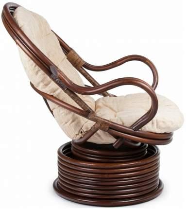 Кресло-качалка Экодизайн Royal Rocker ECO_SMK31, бежевый