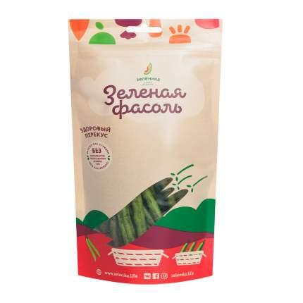 Овощной перекус Зеленика зеленая фасоль 30 г