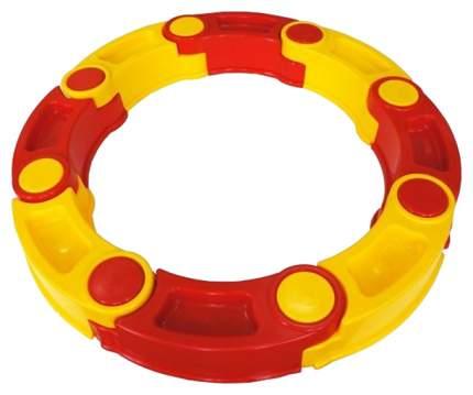 Песочница Совтехстром сборная круглая 8 элементов диаметр 150 см