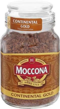 Кофе Moccona континентал голд растворимый сублимированный 95 г