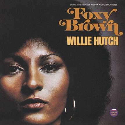 "Виниловая пластинка Soundtrack ""Willie Hutch: Foxy Brown"" (LP)"