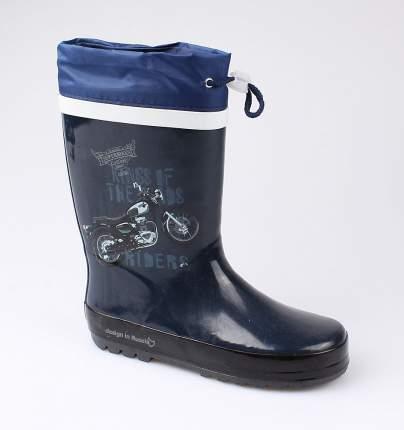 Резиновая обувь Котофей 566163-11 для мальчиков р.32