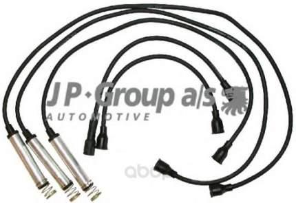 Высоковольтные провода комплект electrix, dk jp group 1292002410