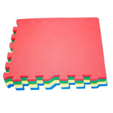 Развивающий коврик Eco Cover 60*60 Ассорти