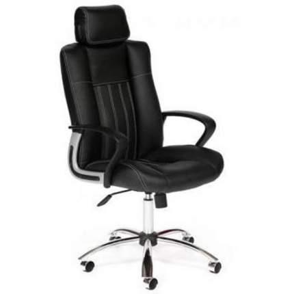 Кресло TetChair OXFORD хром черный