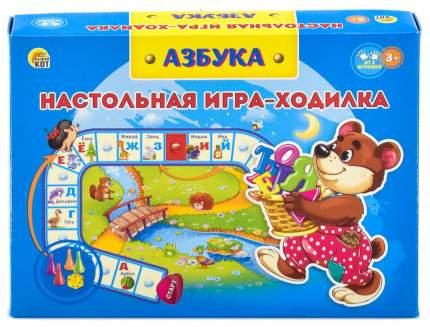 Настольная игра Рыжий кот Азбука ИН-6323