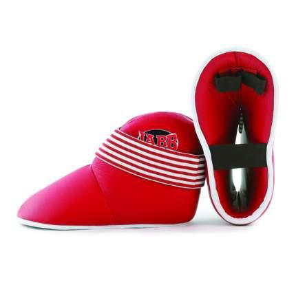 Защита стопы (футы) Jabb JE-2793 красные L