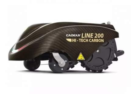 Робот-газонокосилка Caiman Ambrogio L200 Carbon