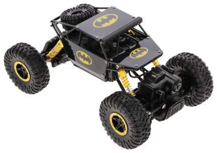 Радиоуправляемая машинка JD Toys Batman Rock Crawler RC Buggy Car 4WD Черный/Желтый