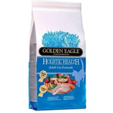 Сухой корм для кошек Golden Eagle Holistic, курица, 4кг