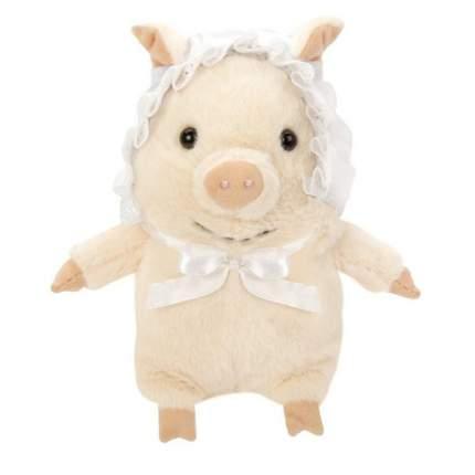 FLUFFY FAMILY Мягкая игрушка Бэби Свин, 15 см