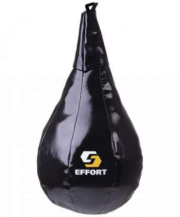 Груша боксерская Effort E513, тент, 13 кг, черный