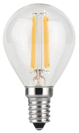 Лампочка Gauss Filament Globe E14 9W 710Lm 4100К