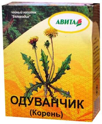 Одуванчик Авита корень 50 г